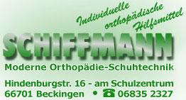 Orthopädie Schiffmann