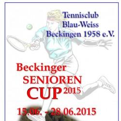 Senioren Cup<br>15.06. &#8211; 28.06.<br>Meldeschluss: 06.06.