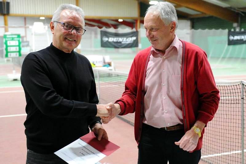 SLM Halle Senioren 2018 Klaus Schäfer